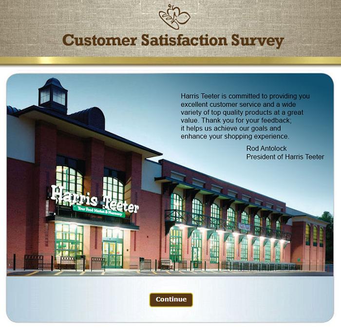 htsurvey survey homepage
