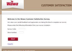 www.mywawavisit.com MyWawaVisit Survey